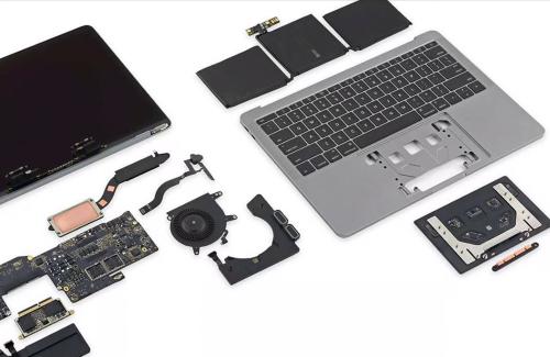 Какие запчасти ноутбуков MacBook пользуются наибольшим спросом?