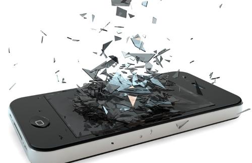 Что делать, если сломался смартфон?
