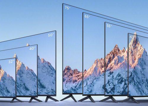 Xiaomi Mi TV Series EA 2022