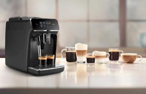 Кофемашина Philips EP2021 Series 2200: мини-обзор